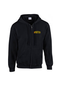 "Hoody ""PIRATES"" with zipper"