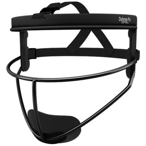 RIP IT Youth Defense PRO Softball Face Guard with Blackout Technology
