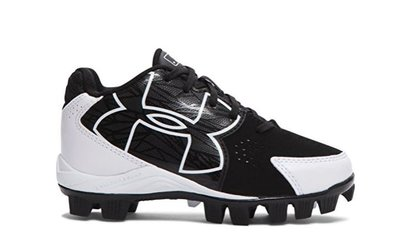 UA Clean Up Low Black/White